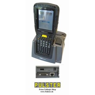 Psion Zebra Omnii Docking Station with Ethernet - ST4003-WW