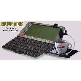 Psion Cappucino machine - coffein shots whenever you need it