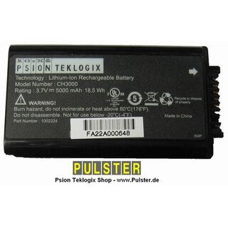 Psion Ikon rechargeable Battery 5000mAh - CH30XX - new