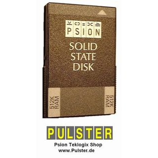 Psion Workabout Speicher SSD 512kb RAM