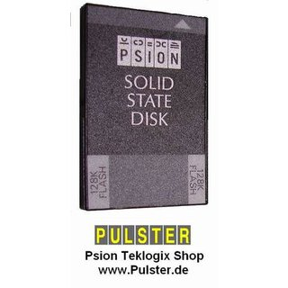 Psion Workabout Speicher SSD 128kb Flash